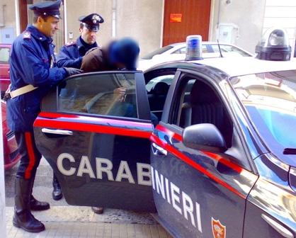 Rapina con coltello in un bar di San Sebastiano, arrestato Ciro Titas