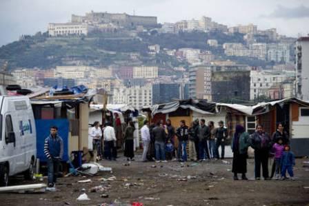 Napoli. Ragazzino Rom si prostituisce a soli 11 anni