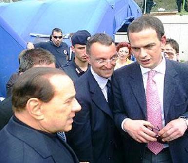 ELEZIONI EUROPEE 2019 – Sotto il Vesuvio Francesco Pinto scalda i muscoli con la Lega di Salvini e il placet di Enzo Nespoli