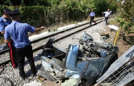 Condannato a tre anni Giancarlo Naso, il macchinista che conduceva il treno della Circumvesuviana che il 6 agosto 2010 deragliò mentre era diretto al Centro direzionale