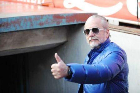"""San Paolo: De Laurentiis furioso: """"Il Comune non è vicino alla squadra della città"""""""