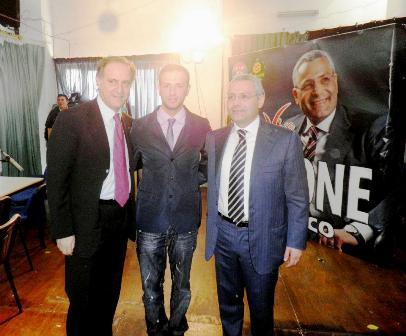 """Pasquale Petrone (Udc) in corsa al Senato con la Lista Monti. """"Dobbiamo ridare importanza al vesuviano"""""""