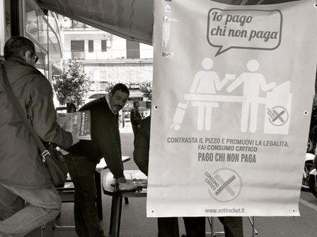 Anche a Portici la Primavera antiracket, dedicata a tutte le vittime della criminalità