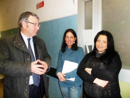 Il sindaco Giorgiano visita in ospedale i due ragazzi accoltellati in città sabato scorso