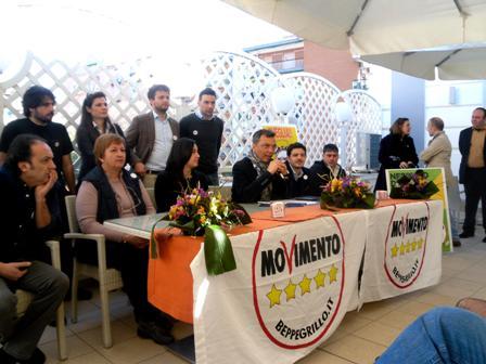 Movimento 5 Stelle di Portici presenta la lista per le prossime amministrative