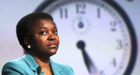 Al neoministro all'Integrazione Cecile Kyenge, la cittadinanza onoraria di Tezigno