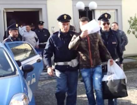 Napoli. Operazione antidroga, sette arresti a Torre del Greco: «Sono legati al clan Falanga»