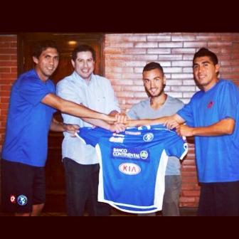 Il nostro campione Massimiliano Ammendola, stella di punta del Sol De America in Paraguay