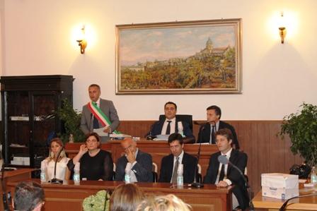 """Buona la prima, al via il Governo di Luca Capasso a Ottaviano: """"Integreremo una sana amministrazione al governo del territorio!"""""""