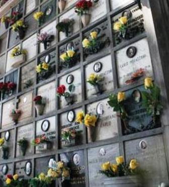Scompare dal cimitero di Portici il cadavere di un neonato