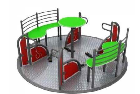 Giostre per bambini diversamente abili nel Parco Pubblico. Il sindaco Russo: «Un passo in più verso l'integrazione».