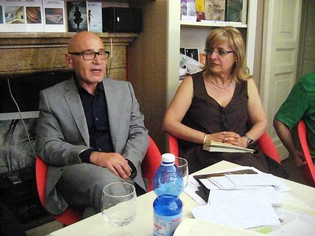 Il noto scrittore Antonio Piscitelli domenica in villa Bruno un aperitivo solidale per i bambini con disabilità mentali