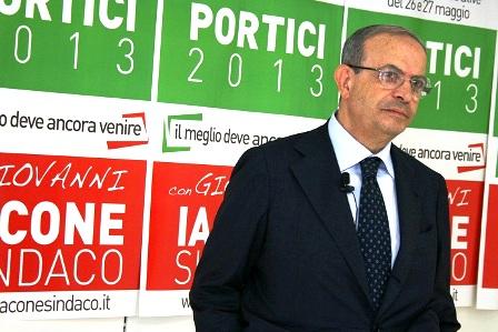 Questione Villa D'elboeuf a Portici: Iacone Chiede l'annullamento del Consiglio Comunale. La parola spetta a l Presidente