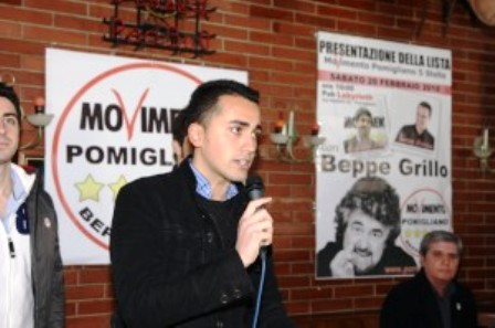 Alla Festa della Birra di Pomigliano anche il meeting del Movimento 5 Stelle coi fedelissimi di Beppe Grillo