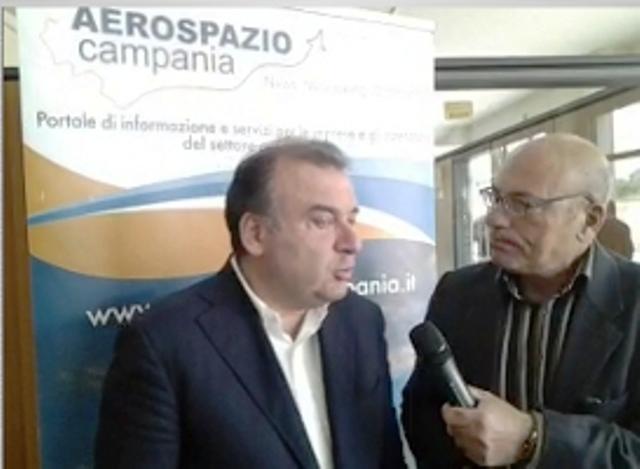 """Aerospazio: 70 aziende campane a Torino, Fulvio Martusciello """"Rafforziamo competitività del sistema produttivo"""""""