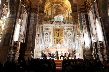 """""""Un segno di resistenza e di speranza"""" parte l'Autunno Musicale  2013 della Nuova Orchestra Scarlatti"""