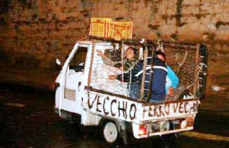 Attuazione del piano sicurezza: la Polizia Municipale sgombera il Campo Rom di Via Galileo Ferraris