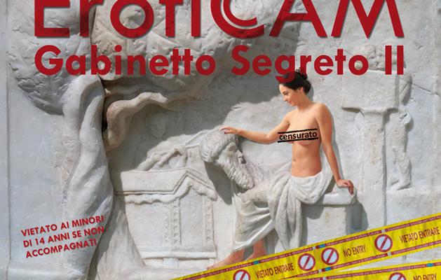 ErotiCAM Gabinetto segreto II, il progetto che il Ministero ha censurato e Antonio Manfredi ha accolto al Cam di Casoria