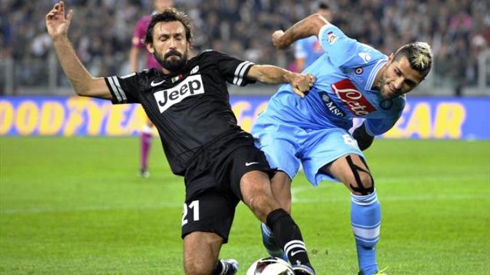 """Napoli, continua la """"maledizione"""" dello Juventus Stadium: bianconeri troppo forti, disfatta per 3-0"""