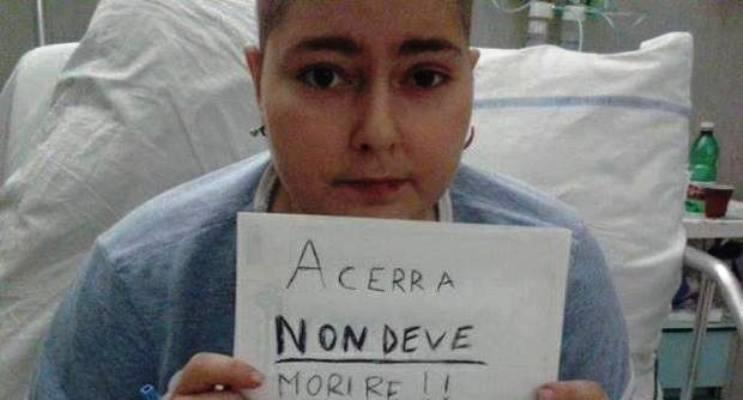 TERRA DEI FUOCHI – Vincenza Maisto, la bimba testimonial della lotta al cancro in Campania è morta, ieri i funerali