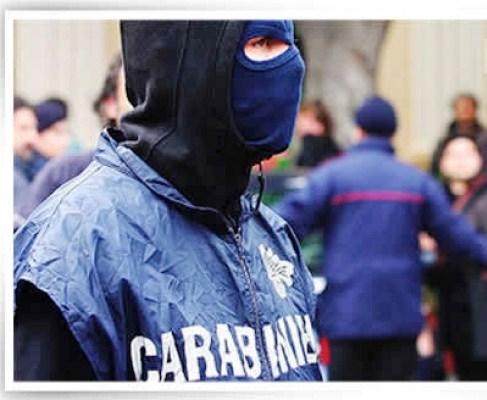 Blitz dei carabinieri contro il Clan Grimaldi, sei arresti