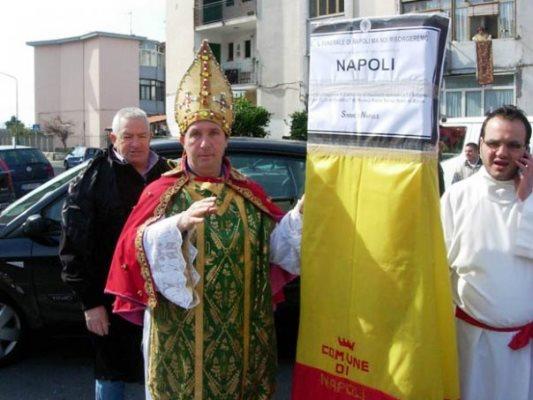 "Napoli Est dice addio al suo ""San Gennaro"""