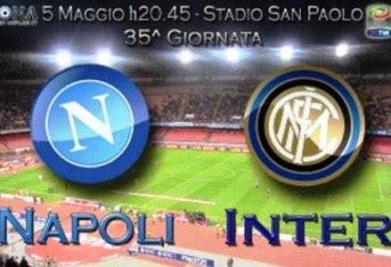 Serie A: 16esima giornata di campionato Napoli-Inter, probabili formazioni