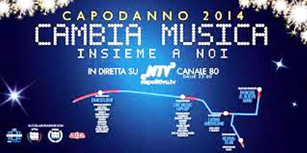 Capodanno 2014 a Napoli, l'evento in diretta su Napolitivù