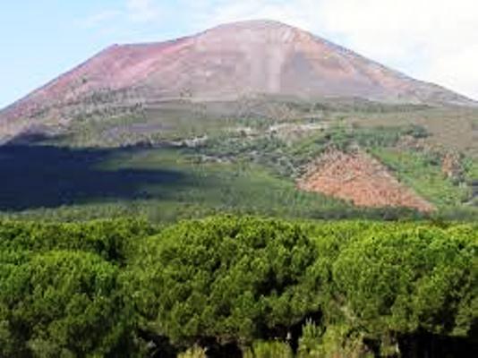 Scoperte esalazioni tossiche a ridosso del Parco nazionale del Vesuvio. Oltre 2500 metri quadrati usati per lo stoccaggio dei rifiuti emanano miasmi velenosi