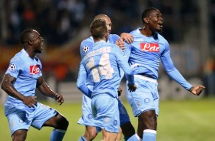 Napoli vs Atalanta: le probabili formazioni