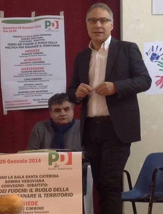 """Da Giuseppe Auriemma, riceviamo e pubblichiamo: Le dimissioni del Sindaco Allocca segnano le """"dimissioni"""" del centrodestra"""