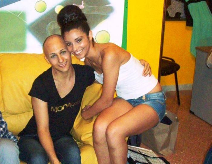 """LA FORZA DELLA PASSIONE – Alessio Giglio: """"Porterò in casa di Barbara D' Urso un messaggio di speranza per chi come me combatte contro un male cosi grande"""""""