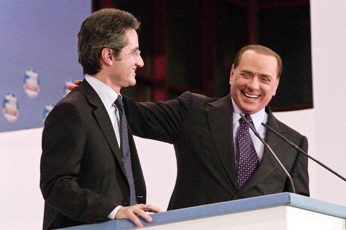 """Berlusconi benedice Stefano Caldoro """"Il miglior governatore del Sud"""" e su Forza Campania: """"Ognuno fa le sue scelte"""""""