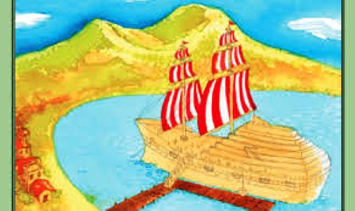 Presentazione del libro «La ciurma dei bambini e la sfida al Pirata Ozi»