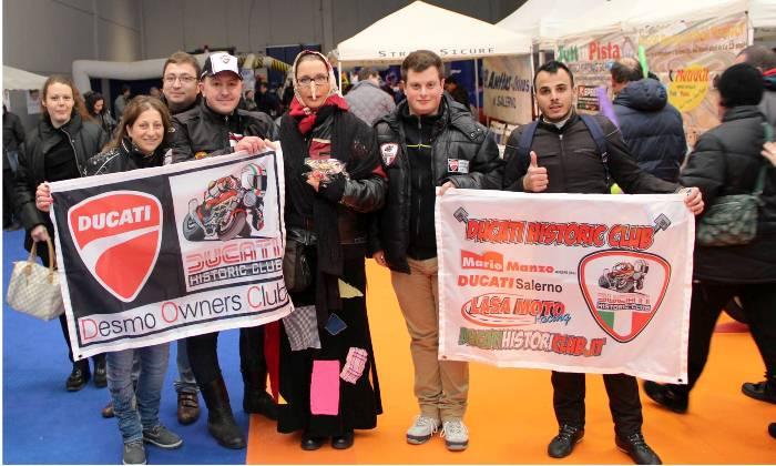 DOC Ducati Historic Club alla Befana On The Road