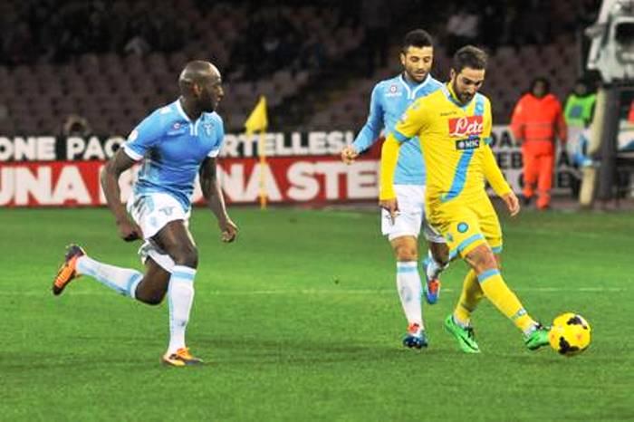 Coppa Italia: quarti finale, il Napoli passa, la Lazio no