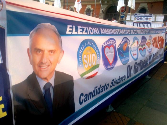 A Somma Vesuviana si  dimette il sindaco Allocca, entro maggio si andrà al voto?