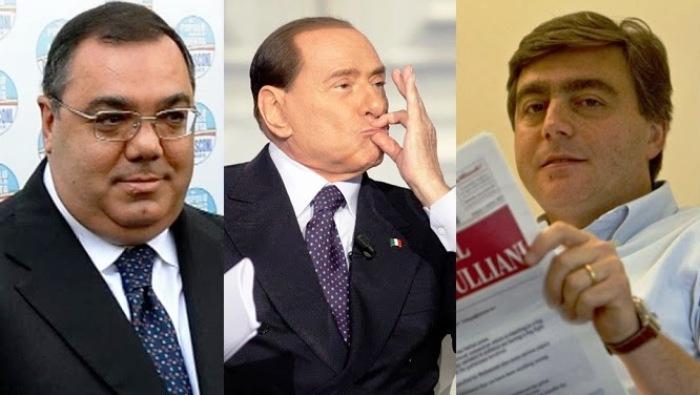 """Nuova inchiesta a Napoli su Berlusconi: indagine su parlamentari e senatori che avrebbero """"salvato"""" il Cavaliere"""