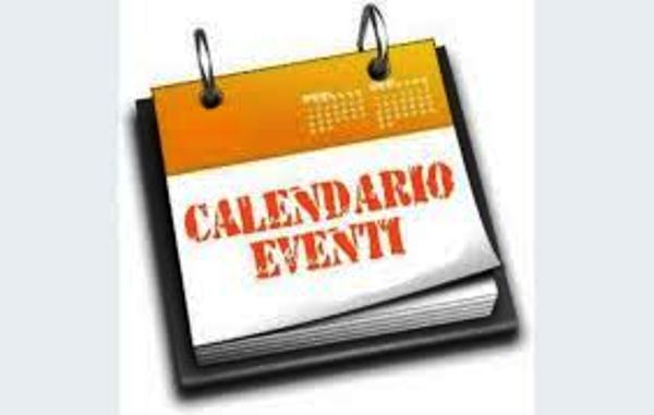 Calendario eventi della settimana targati Na