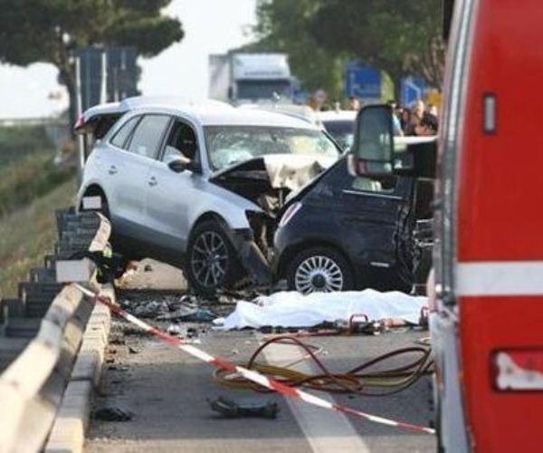 Tragico incidente: morti 2 giovani di Ottaviano