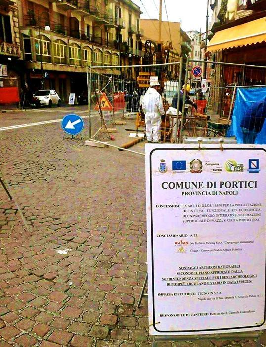 """""""Lavori infiniti e fatti male"""". Il PD denuncia i cantieri di Corso Garibaldi e critica il sindaco Nicola Marrone"""
