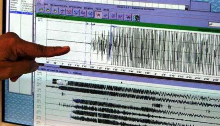 Vesuvio : scossa di terremoto con ipocentro negativo registrata oggi