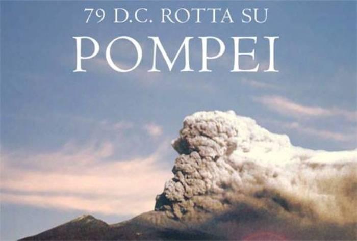 """Presentato a Villa Maiuri il libro """" 79 d.C. rotta su Pompei """""""
