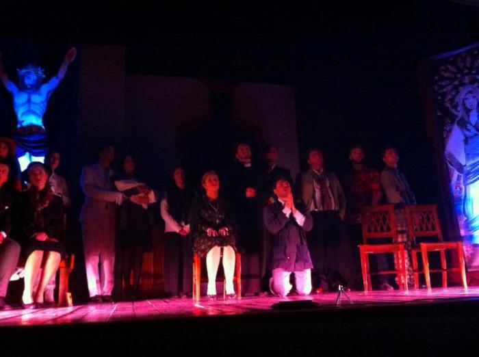 """Massa di Somma. Grande successo per lo spettacolo inscenato dai ragazzi dell' Associazione """"Officina dello Spettacolo"""""""