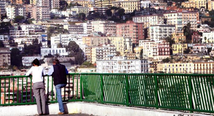 Cemento nelle città, dall'indagine Ispra Napoli maglia nera