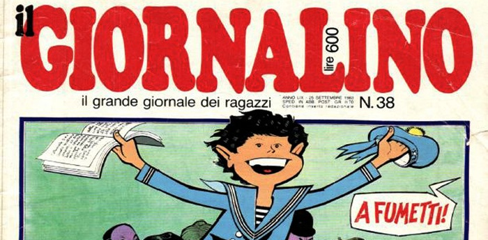 """Napoli, Arriva la mostra """"Il glorioso Giornalino – 90 anni dalla parte dei ragazzi"""": ComicOn-Off con eventi, mostre e incontri legati al mondo del fumetto"""