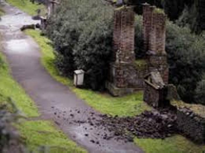 Cade un solaio a Pompei e la Soprintendenza autorizza un monitoraggio