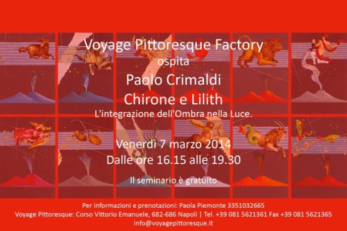 VP Factory ospita il seminario sull'astrologia di Paolo Crimaldi