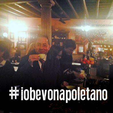 #iobevonapoletano – Il vice presidente del Parlamento europeo Gianni Pittella in campo per difendere il caffè napoletano