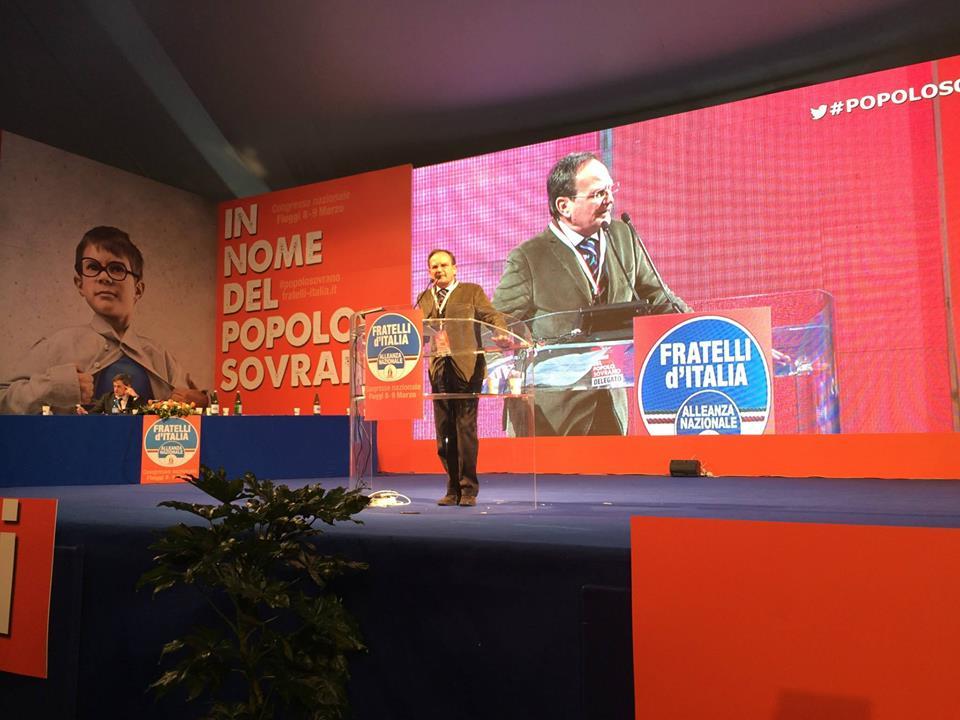 Fdi-An sbarca in Consiglio Regionale, nel gruppo consiliare Schifone, Passariello e Zara